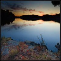 Tranquility of Lake of Bays by IgorLaptev