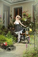 Hollywood Diva by Ophelia-Overdose