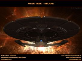 STAR TREK - Escape by ulimann644