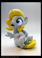 Quicksilver 3D-Printed Figure by Clawed-Nyasu