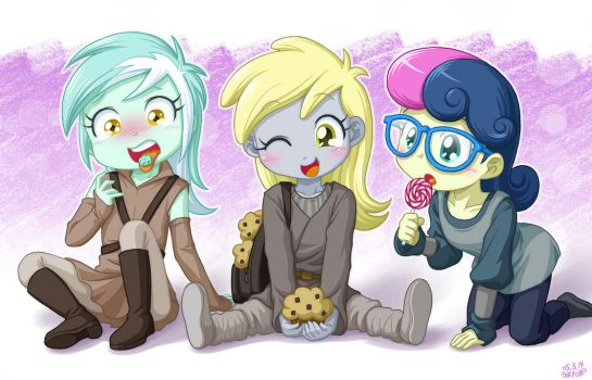 I like muffin more than candy! by uotapo