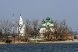 Russian men monastery stock #22 by croicroga