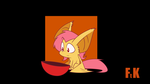 Flutterbat Swoon Animation by FluttershytheKind
