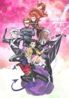 X-men Apocalypse by Lysergic44