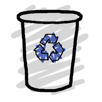 Recyclebin Empty icon by Obinoobie