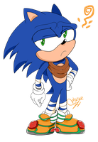 Gotta Go Fast by SonicGirl8