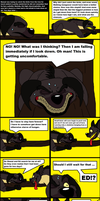 the Hyenas SBE HIGH CLAUSTROPHOBIA (Colored) by theHyenasSBE