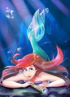 Life Under the Sea by kure-chanih