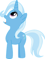 Trixie vector by ArtStude3n2