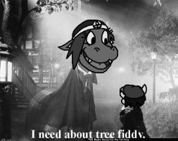 i need about tree fiddy by anti-TMB