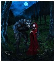 Red Riding Hood by Trisste
