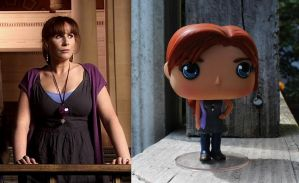 Custom Funko Pop Donna Noble by LMRourke