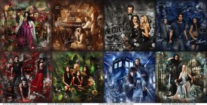 Project `Favorite TV Shows` by by-Krash