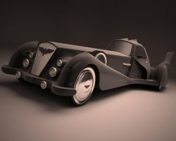 Batmobile 2 by 19MiM90