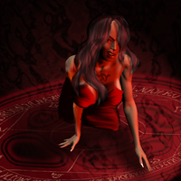 Lust in Red by jekylnhyde