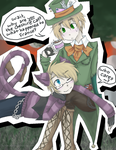 usuk :: look how late i am orz by CaptainJellyroll