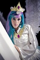 Princess Celestia by Alexamadden