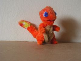 Charmander by fuzzyfigureguy