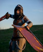 Armor Gypceros S - Monster Hunter United - 7 by Atsukine-chan