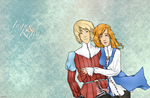 Ingus and Refina by norree