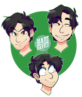 .: It's Nate! :. by stingybee