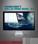 Minecraft en la vida real v3 by Extreme001