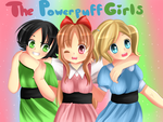 The PowerPuff Girls by Caroline-chan5