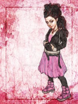 AMY LEE II by solitarium