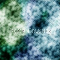 Rock Brushes by KeyMoon
