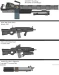 Weapon Variants 17 by Marksman104