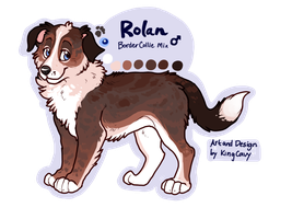 For Sale- ROLAN $15 by KingCavy