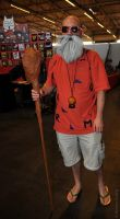 Cosplay - F.A.C.T.S. 2011 - Master Roshi by NicolasZerling