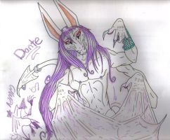 Dante :Trade: by dyingbreed666