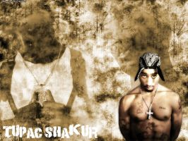 Tupac by TwistedEffect