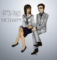 Happy Days_Get Happy by miryah