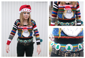 Ugly Sweater by Let-Yourself-Flo
