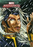 Storm MM3 Sketch Card by DKuang