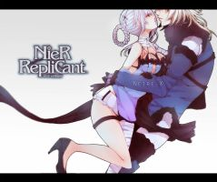 Nier Replicant by Neire-X