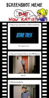 Screenshot meme Star Trek TOS by DazzledByNorrington