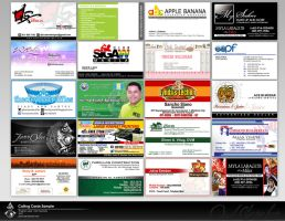 Calling cards sample by jsonn