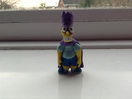 (Request) model of Bartman by boogeyboy1
