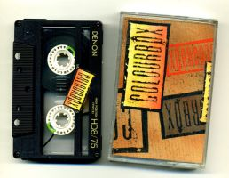 Sizer Cassette Art Set 4 by PaulSizer