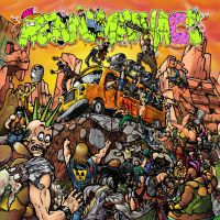 Undead thrash revenge color by Rck015