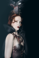 Queen of Hearts by liart66