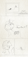 NATG3 Day 8 - Lyra is MegaMare X by DarkFlame75
