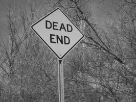 Dead End Road by LostAtSeaForever