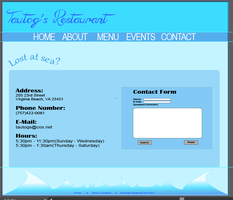 Tautog's Restaurant - Contact by Kanagosa