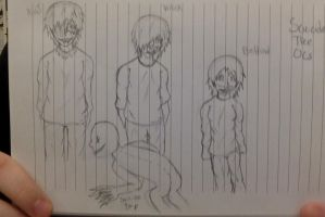 My Suicide OCs by Sh4meless