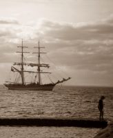 Pirate Ship by ChiiEvans