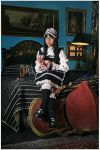 Gothic Lolita by sonialeong
